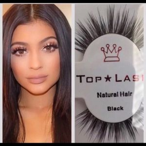 4c11fce548c Sephora Makeup | Kylie Jenner Top Lashes 5 Pairs | Poshmark